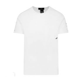 STONE ISLAND SHADOW PROJECT T-SHIRT IN WHITE