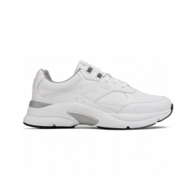 BOSS HYBRID TRAINERS IN WHITE