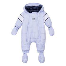 BOSS BABY BOY ALL IN 1 SNOWSUIT IN BLUE