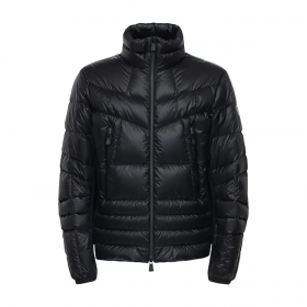 MONCLER GRENOBLE CANMORE JACKET IN BLACK