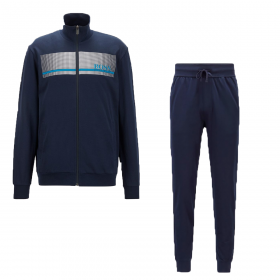 BOSS 'AUTHENTIC Z' TRACKSUIT IN NAVY