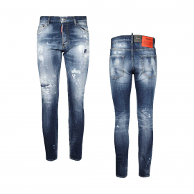 DSQUARED2 DARK 3 WASH COOL GUY JEANS
